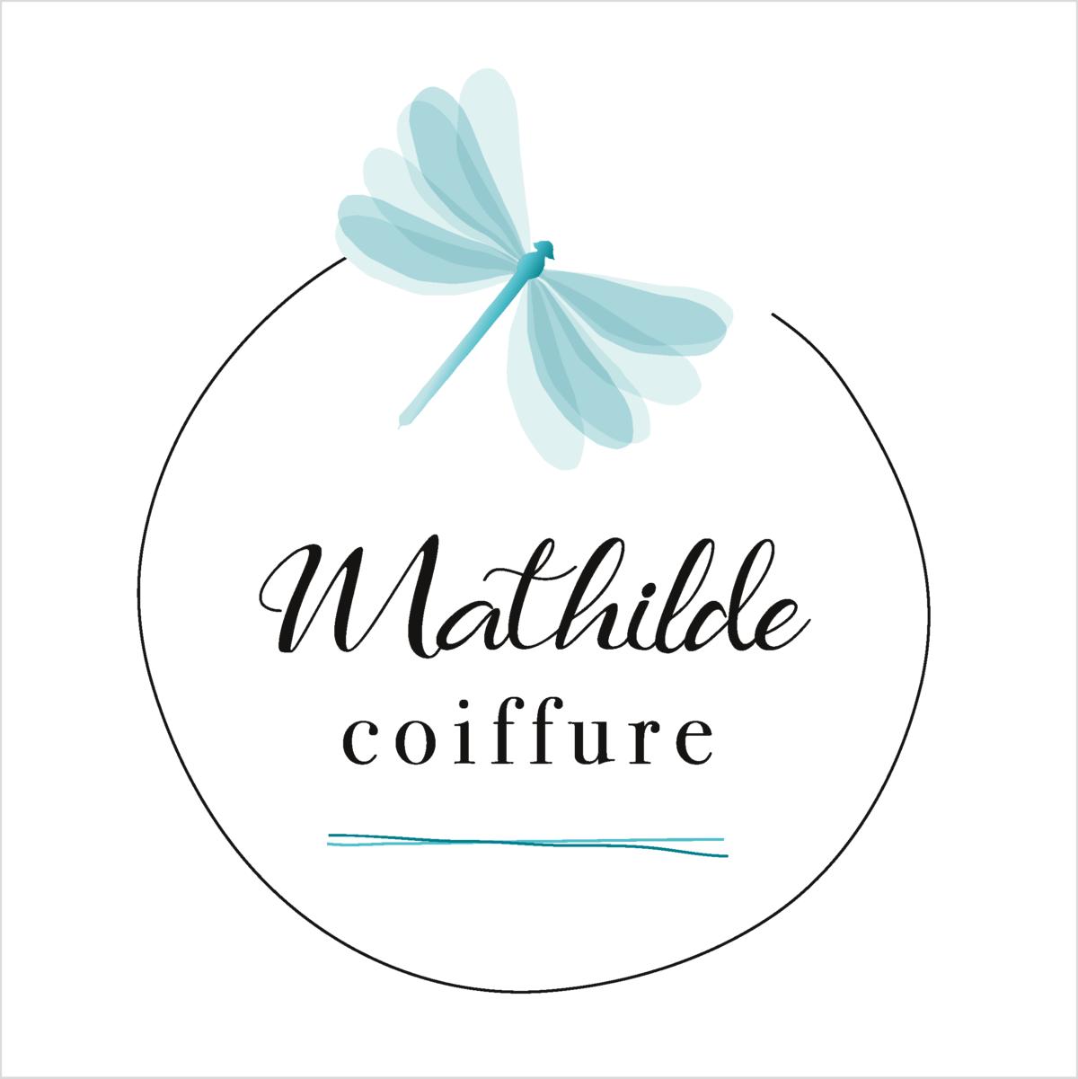 Mathilde coiffure identité graphique